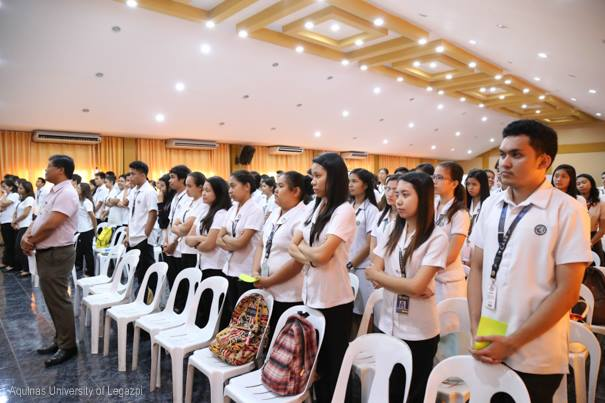 Students' Orientation on Republic Act 10121