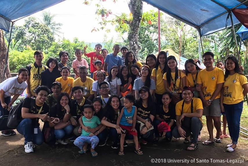 """""""TABANG SA TUGANG"""" Mayon Disaster Response"""