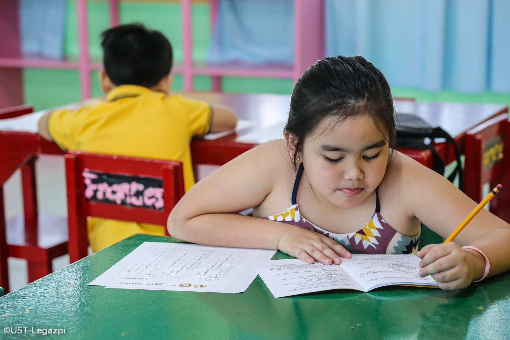 UST-Legazpi Admission Day