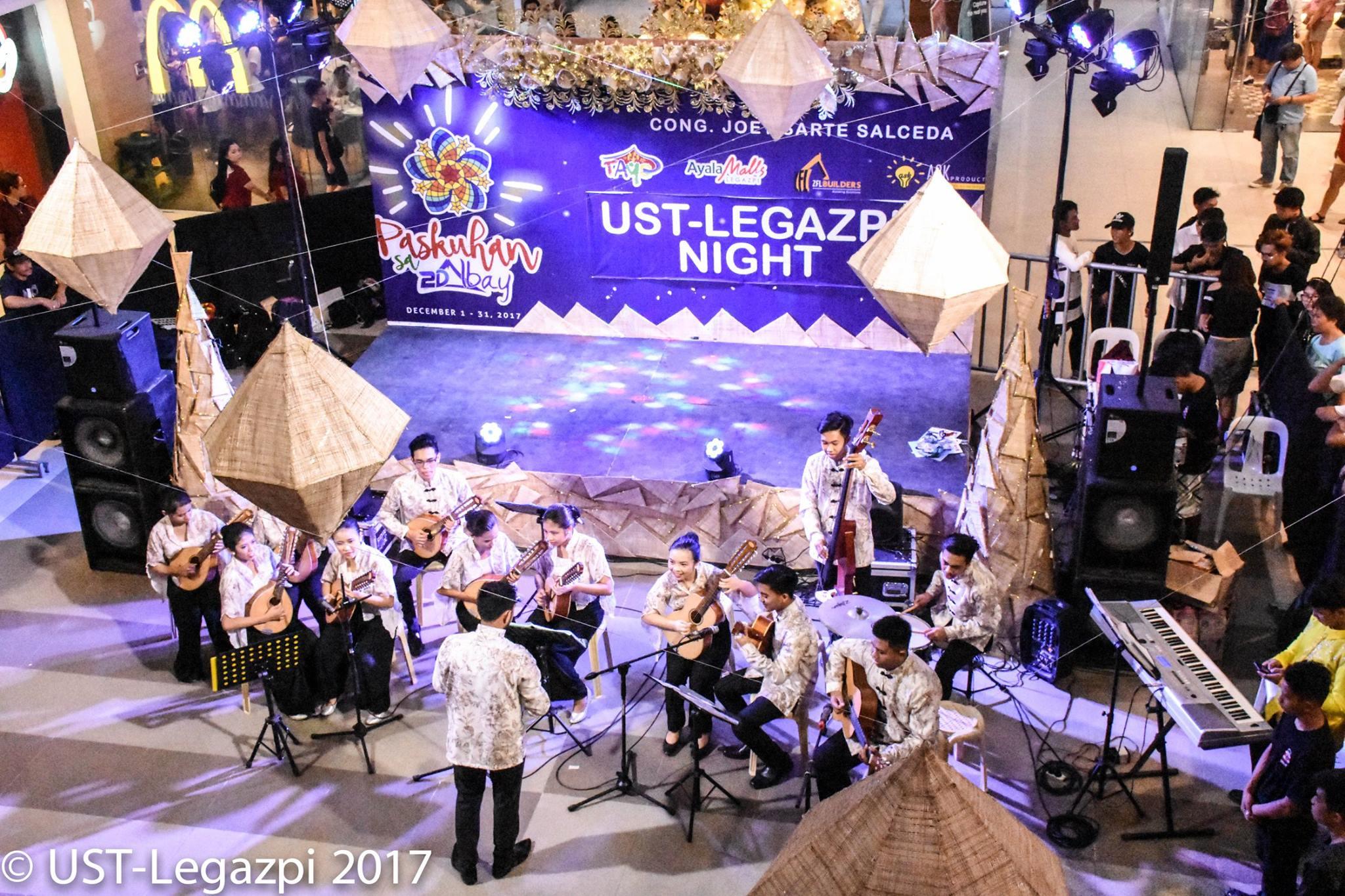 UST-Legazpi Night (Paskuhan sa 2D Albay 2017)