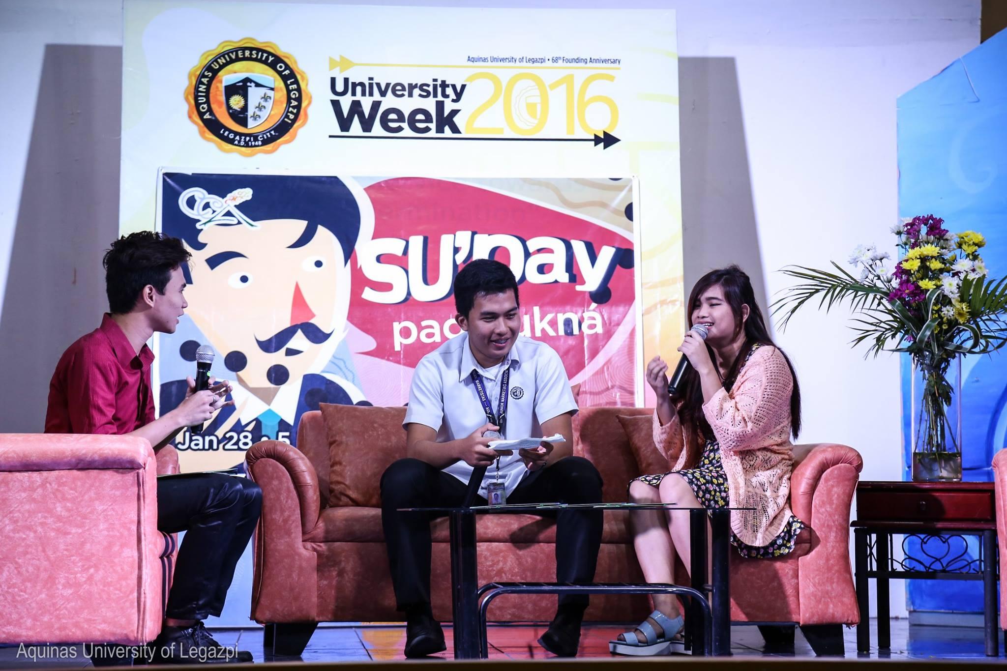 UWEEK 2016: Supay